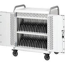 Bretford 36 Unit Device Cart Lockable