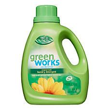 Green Works Natural Laundry Detergent 90