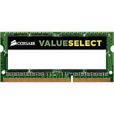 Corsair ValueSelect 8GB DDR3 SDRAM Memory