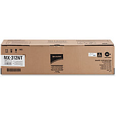 Sharp MX 312NT 700 g black