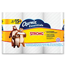 Charmin Essentials Strong Bath Tissue 1