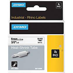 Rhino Heat Shrink Tube Label 38