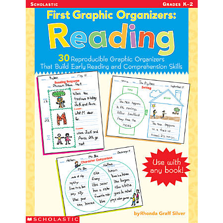 Scholastic First Graphic Organizers: Reading