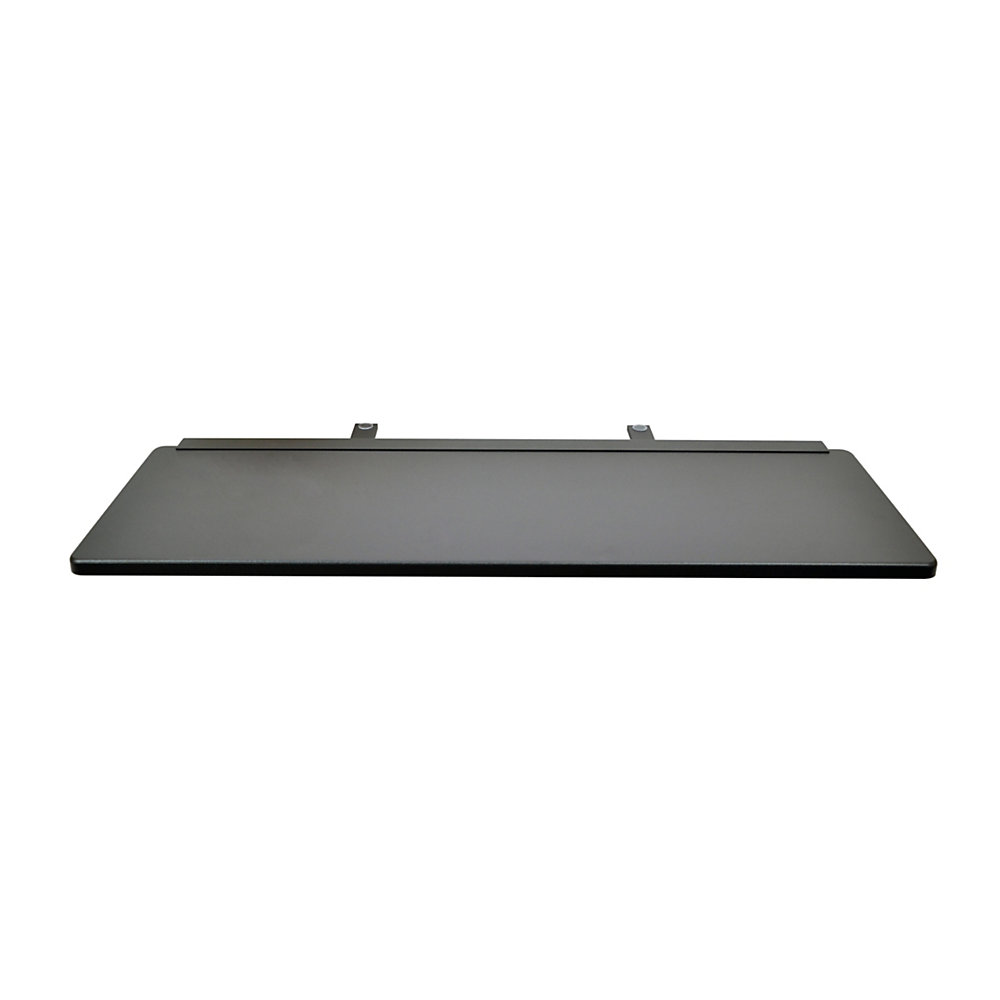If you feel like you need more room to work, attach this extension to your standing work surface and add 9