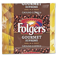 Folgers Gourmet Supreme Ground Coffee 18