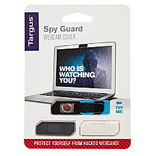 Targus Spy Guard Webcam Covers Pack