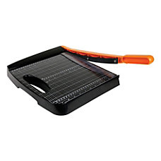 Fiskars Bypass Trimmer 12 BlackOrange