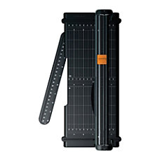 Fiskars Portable Paper Trimmer 12 Black