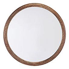 Zuo Modern Zero Round Mirror Large