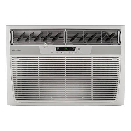 Frigidaire FFRH2522R2 Window Air Conditioner - Cooler, Heater - 7326.78 W Cooling Capacity - 4689.14 W Heating Capacity - 1672 Sq. ft. Coverage - Yes - Yes