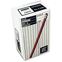 Dixon Pencils 2 Soft Lead Box