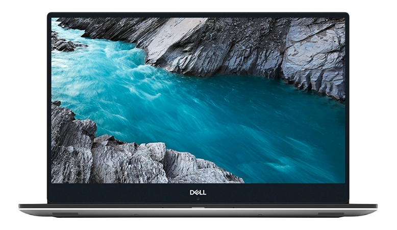 """Dell™ XPS 15 9570 Laptop, 15.6"""" Screen, 8th Gen Intel® Core™ i7, 16GB Memory, 512GB Solid State Drive, Windows® 10 Professional, XPS9570-7665SLV-PUS"""