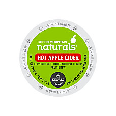 Green Mountain Coffee Naturals Hot Apple