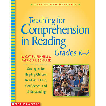 Scholastic Teaching For Comprehension In Reading — Grades K–2