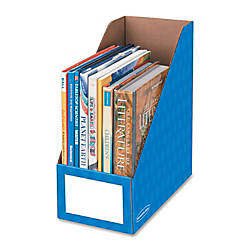 Bankers Box Magazine Holder 6 H