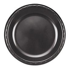 Genpak Elite Laminated Foam Plates Round
