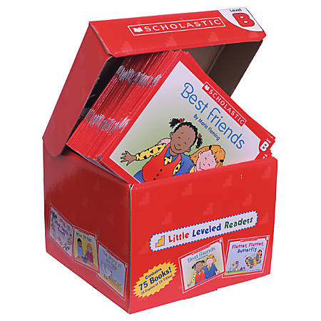 Scholastic Little Leveled Readers Box Set — Level B