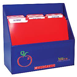 Scholastic Instant Desktop Organizer