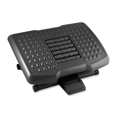 Kantek Premium Ergonomic Footrest, 4
