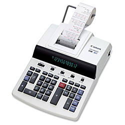 Canon CP1200DII Commercial Desktop Calculator