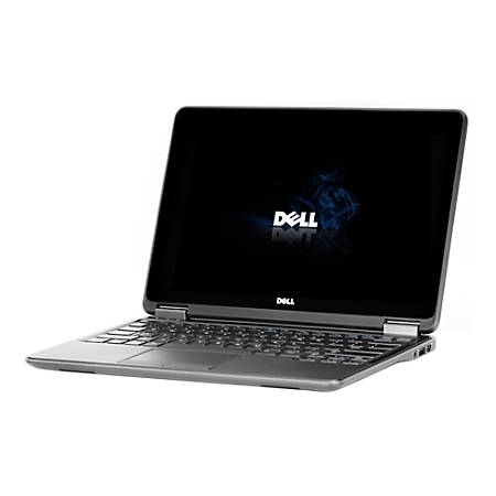 "Dell™ Latitude 12 7000 Series E7240 Refurbished Ultrabook Laptop, 12.5"" Screen, Intel® Core™ i5, 8GB Memory, 128GB Solid State Drive, Windows® 10, OD5-30053"