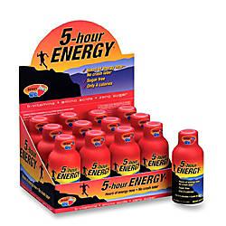 5 Hour Energy Original Energy Drink