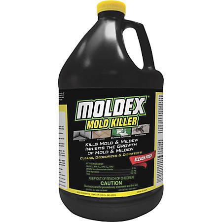 Moldex 3-In-1 Mold Killer, Clean Fresh Scent, 128 Oz