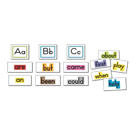 Carson-Dellosa Word Wall Bulletin Board Set, Multicolor, Grades K-1