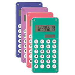 Ativa Maze Handheld Calculator 839 3