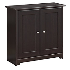 Bush Furniture Cabot Small Storage Cabinet