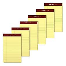TOPS Docket Gold Premium Writing Pads