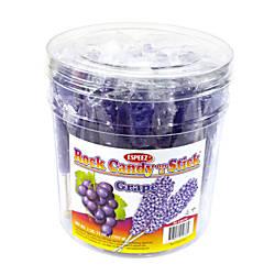 Espeez Rock Candy Sticks 7 Purple