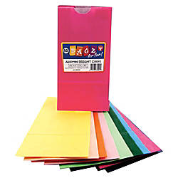 Hygloss Bright Color Bagz 50 Pieces