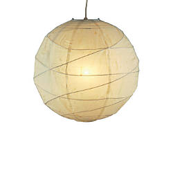Adesso Orb Pendant Ceiling Lamp Small