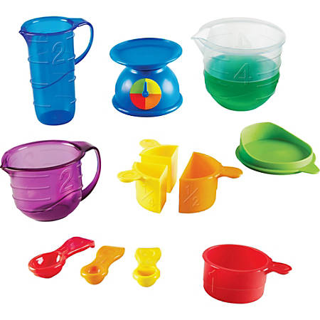 Learning Resources® Primary Science Mix And Measure Set, Grades Pre-K - 3