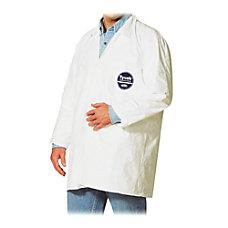 DuPont Tyvek Lab Coats Large White