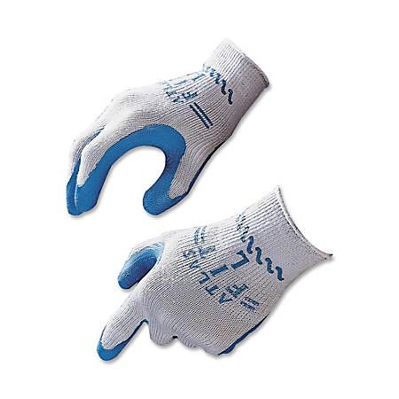 Showa Best Atlas Fit Gloves, Natural Rubber, Large