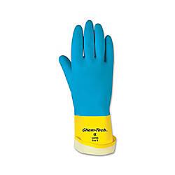 MCR Safety Chem Tech Latex Gloves