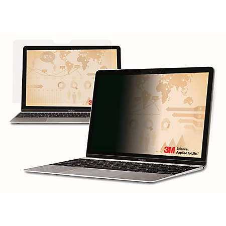 "3M™ Privacy Filter Screen for Laptops, 15"" Standard (4:3), PF150C3B"