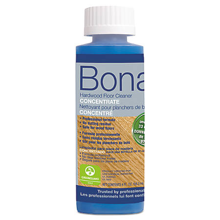 Bona Pro Series Hardwood Floor Cleaner Concentrate 4 Oz