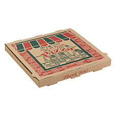 ARVCO Corrugated Pizza Boxes 14 x