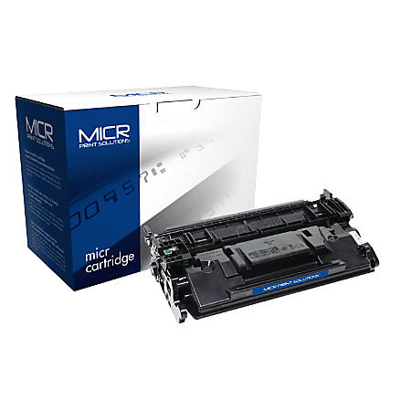 Clover Imaging Group MCR26XM High-Yield Toner Cartridge Replacement For HP 26X Black