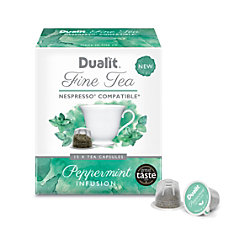 Dualit And Nespresso Compatible Fine Tea