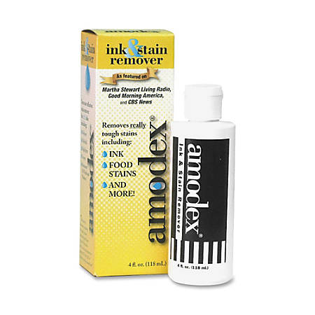 Sourcingpartner Amodex Ink And Stain Remover, 4 Oz.