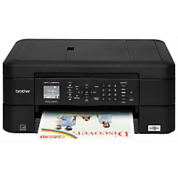 Brother MFC-J480DW Wireless Inkjet All-in-One w Auto Document Feeder MFCJ480DW