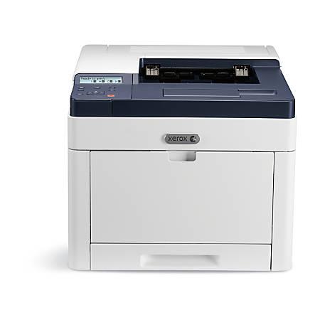 Xerox® Phaser Color Laser Printer, 6510DN