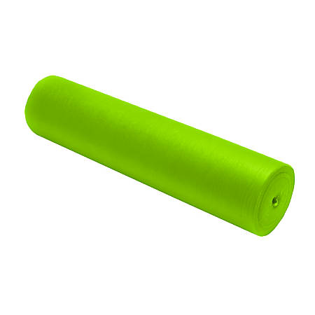 """Smart-Fab Disposable Art And Decoration Fabric, 36"""" x 600' Roll, Apple Green"""