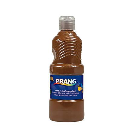 Prang® Ready-To-Use Tempera Paint, 16 Oz., Brown