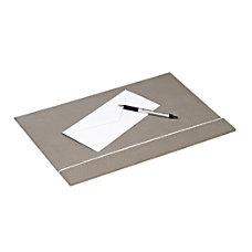 Realspace Fabric Desk Pad 17 x