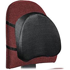 Lorell Adjustable Ergonomic Backrest Adjustable Strap